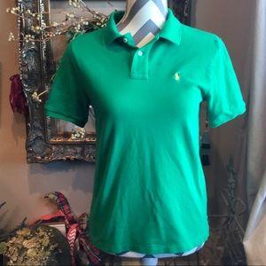 Polo Ralph Lauren Green Shirt